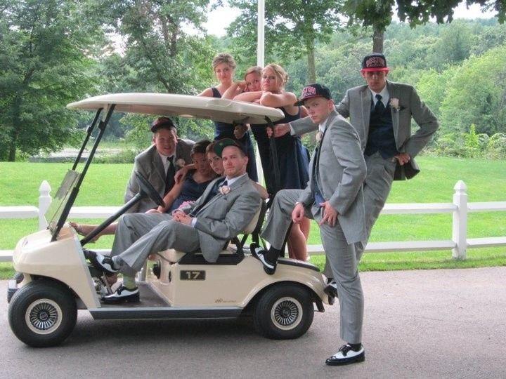 Tmx 1368468240989 Golf Cart Kelseys Wedding Stow wedding venue