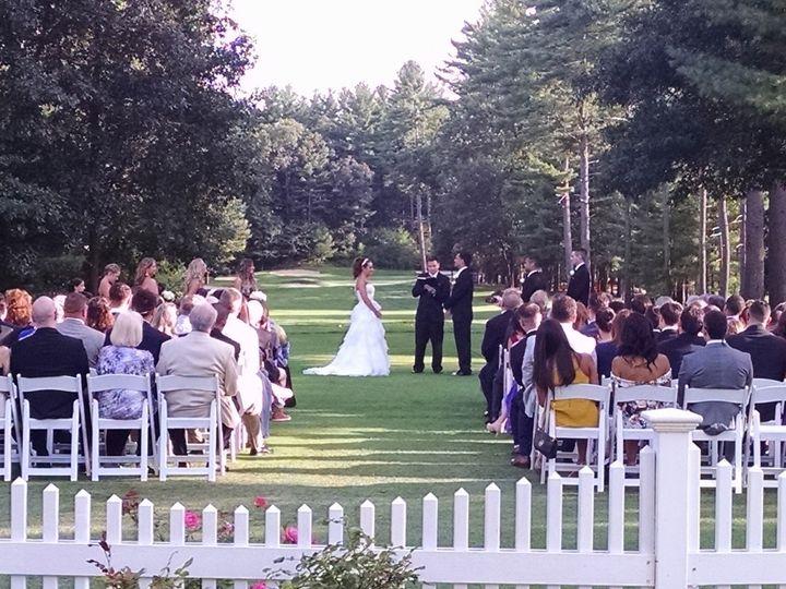 Tmx 1444147565650 Ceremony Alex  Brad Stow wedding venue