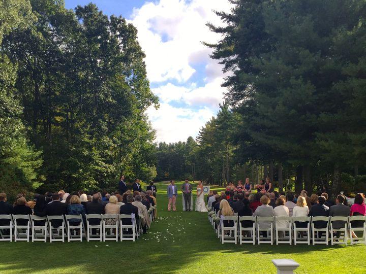 Tmx 1444147938000 Lara  Justin Outside Wedding Ceremony 10 4 15 Stow wedding venue
