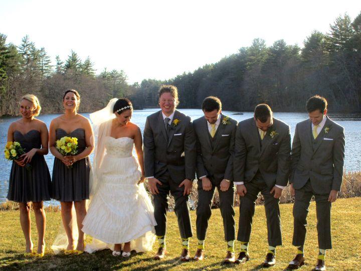 Tmx 1444150009961 April 11 2015 Pond Outside W Socks That Rock Stow wedding venue