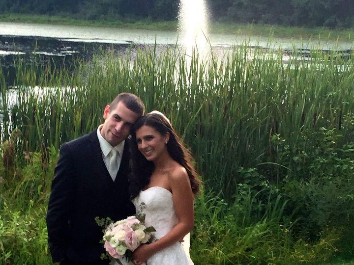 Tmx 1444150097582 Amanda  Mike Water Fall Aug 2015 Stow wedding venue