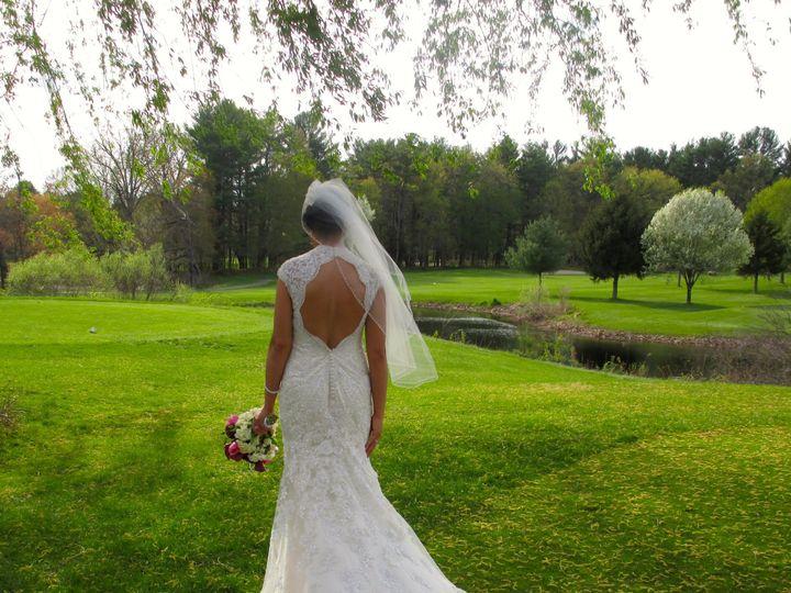 Tmx 1444150585393 Karen  Dan May 9 Back Of Dress Stow wedding venue