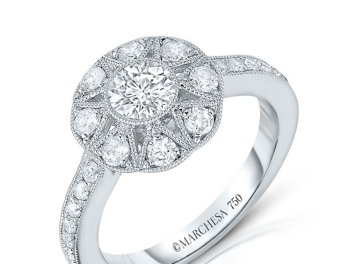 Tmx 1448992143304 1 Marchesa Engagement Rings Macys 0129 Courtesy Ma Wayne wedding jewelry