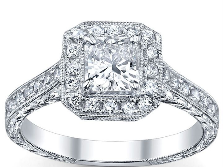 Tmx 1448992274966 Art Deco Engagement Rings Wayne wedding jewelry
