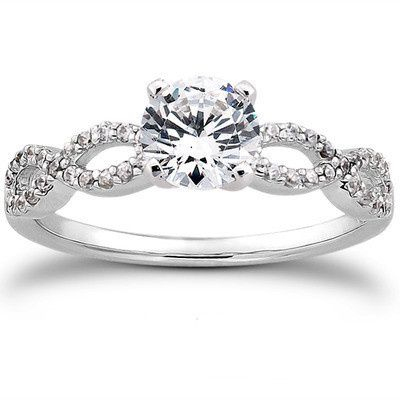 Tmx 1448992440118 Infinity Engagement Ring Wayne wedding jewelry