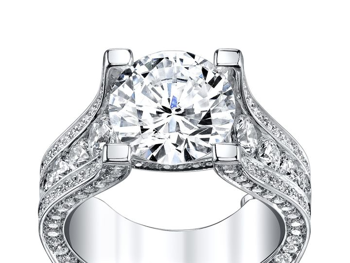Tmx 1448992503465 Michael M Engagement Ring 0393123 Wayne wedding jewelry