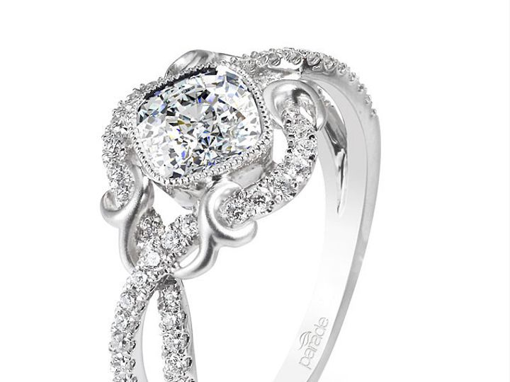 Tmx 1448992520746 Modern Engagement Ring Ideas 015 Wayne wedding jewelry