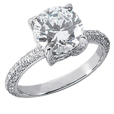 Tmx 1448992685155 Unique Engagement Rings That Fit In Wedding Bands  Wayne wedding jewelry