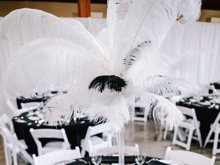 Tmx Feather Centerpiece 51 932655 V1 Chehalis, WA wedding planner