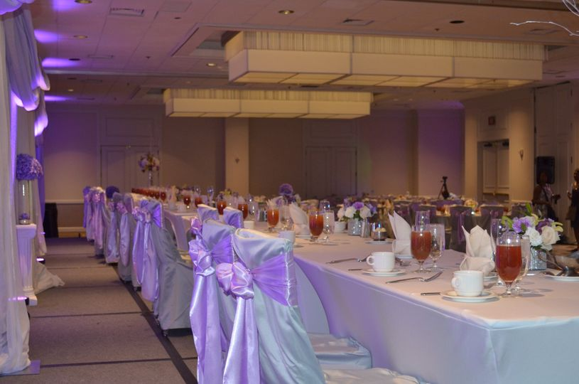 Commonwealth Ballroom - Reception