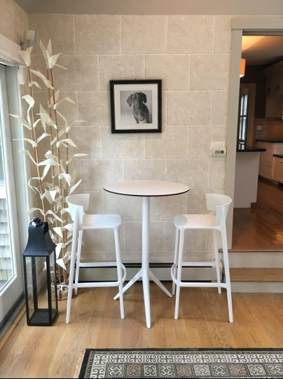 High Top Table & Chair