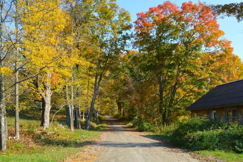 The Road to the Barn at MRC