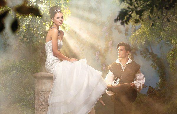 Disney Bridal Princess Collection II Gown - Cinderella