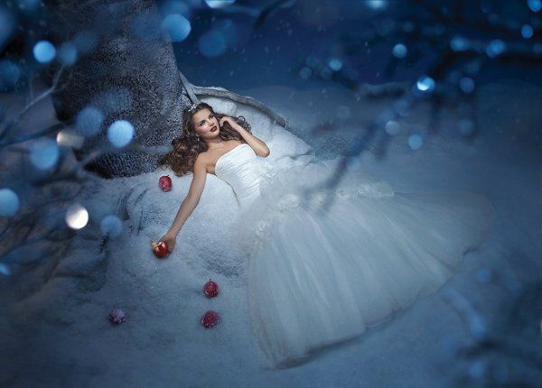 Disney Bridal Princess Collection II by Alfred Angelo | Snow White