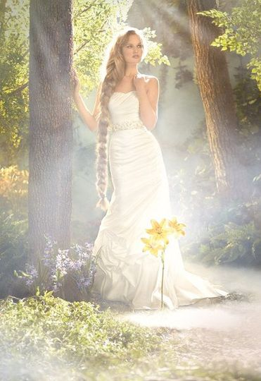 Disney Bridal Princess Collection II by Alfred Angelo | Rapunzel