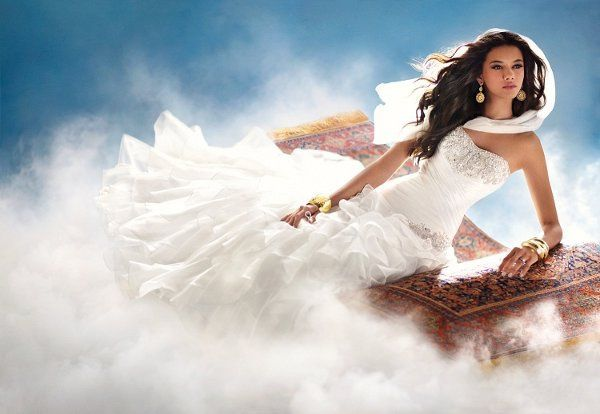 Disney Bridal Princess Collection II by Alfred Angelo | Jasmine