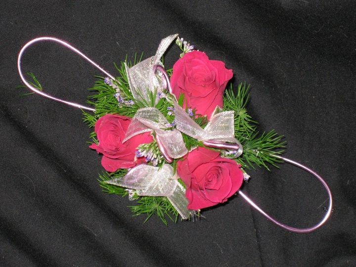 Tmx 1399053243096 3 Hot Pink Sweets W Mount Airy, Maryland wedding florist