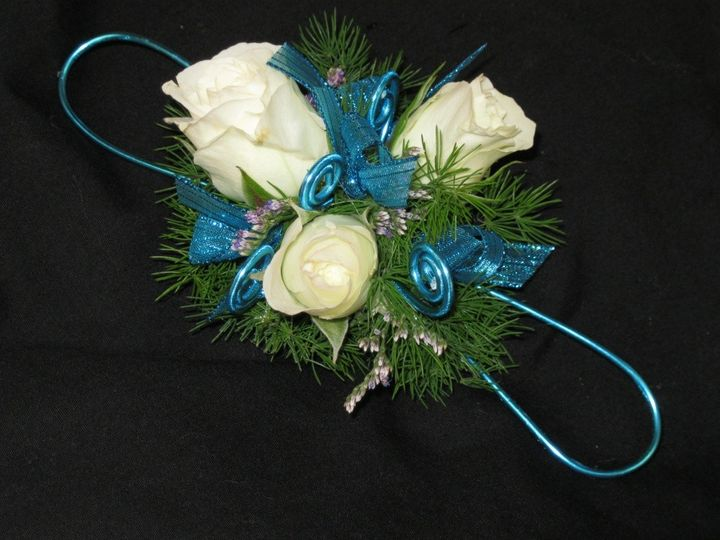 Tmx 1399053249498 3 Sweets  Teal W Mount Airy, Maryland wedding florist
