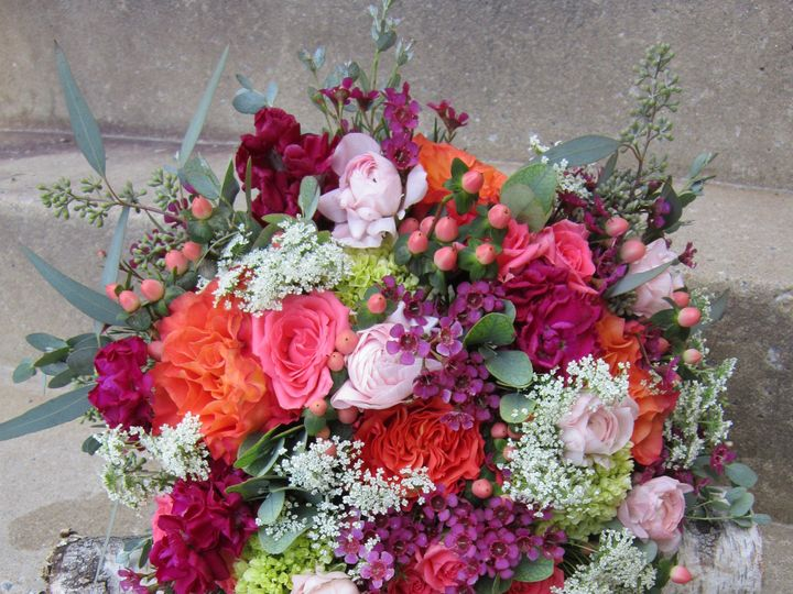 Tmx 1447259058253 Jackie Shaffer 082215 Cropped Mount Airy, Maryland wedding florist