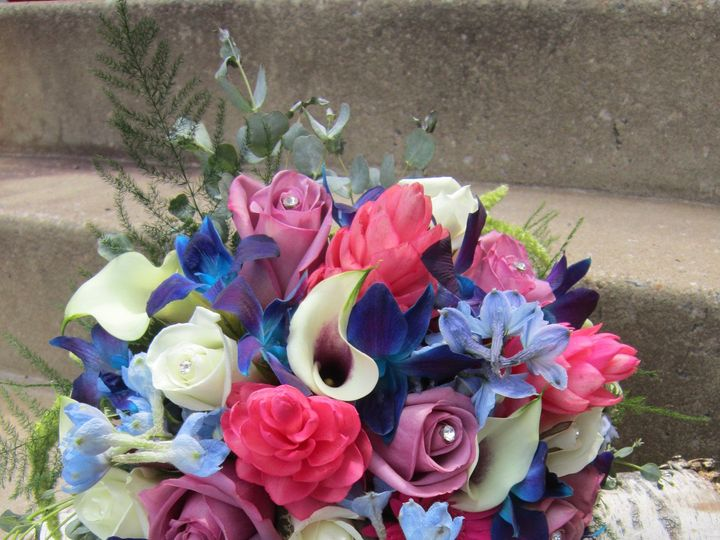 Tmx 1447259359751 Kristina Doll 070415 1 Mount Airy, Maryland wedding florist