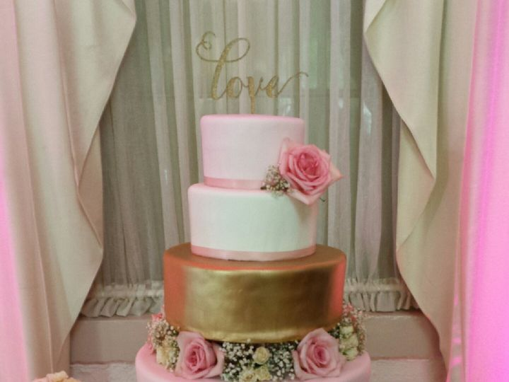 Tmx 1447262302110 Wedding Cakes 1 Mount Airy, Maryland wedding florist