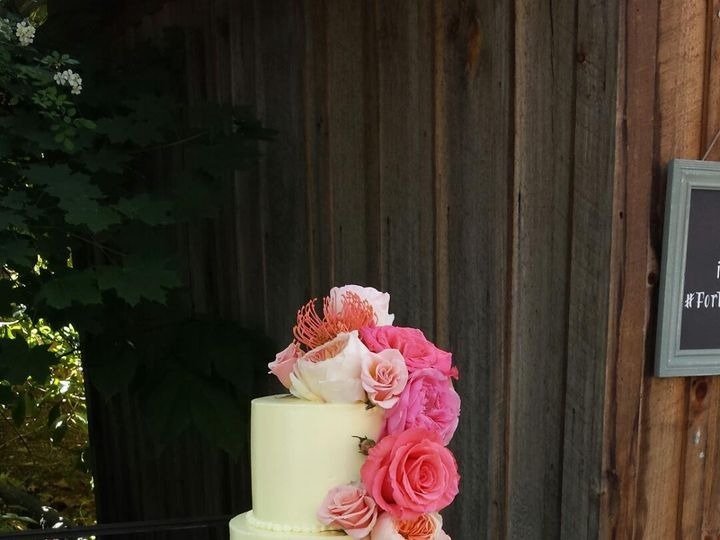 Tmx 1447262329556 Wedding Cakes 3 Mount Airy, Maryland wedding florist