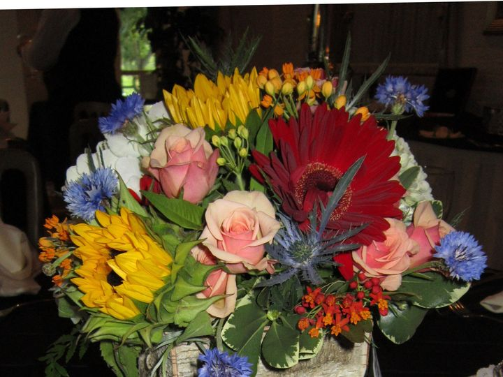 Tmx 1447263361494 Wed Jul 4567 017 Mount Airy, Maryland wedding florist