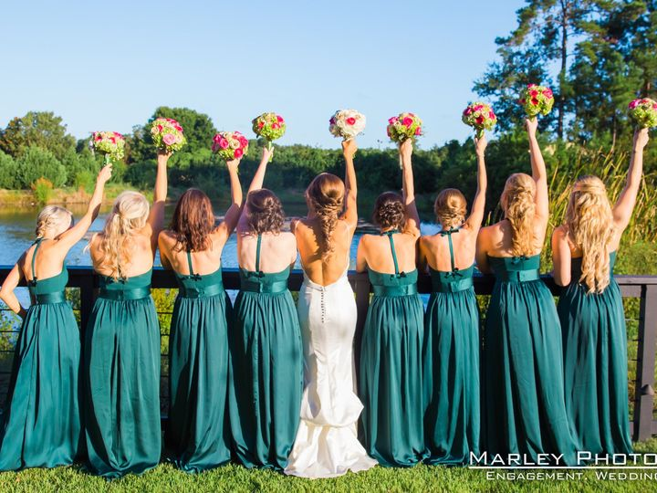 Tmx 1481726362885 Holler 224 Bride And Gals With Bouquets Mount Pleasant, SC wedding venue