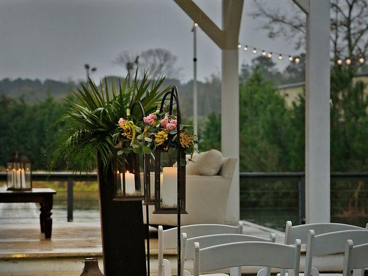 Tmx 1481727511267 Sweetgrass Ceremony Set Up With Lanterns Mount Pleasant, SC wedding venue