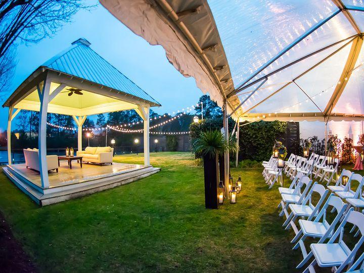 Tmx 1481759035322 Outside Shot Of Ceremony And Gazebo Mount Pleasant, SC wedding venue
