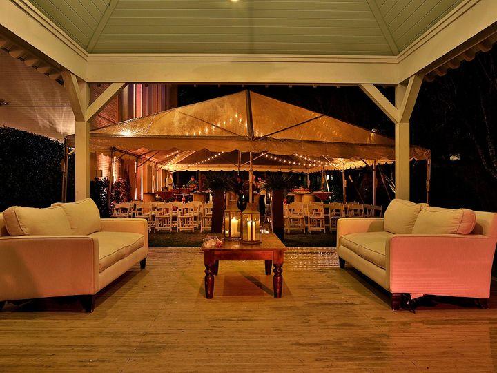 Tmx 1481759049628 Lounge Furniture In Gazebo Outside Mount Pleasant, SC wedding venue