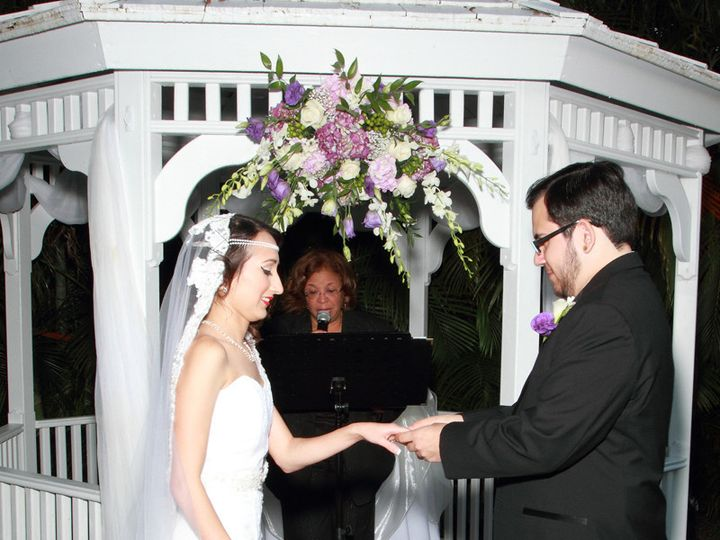 Tmx 1398561512285 Antonio Y Jenny Arrendondo  Miami, Florida wedding officiant