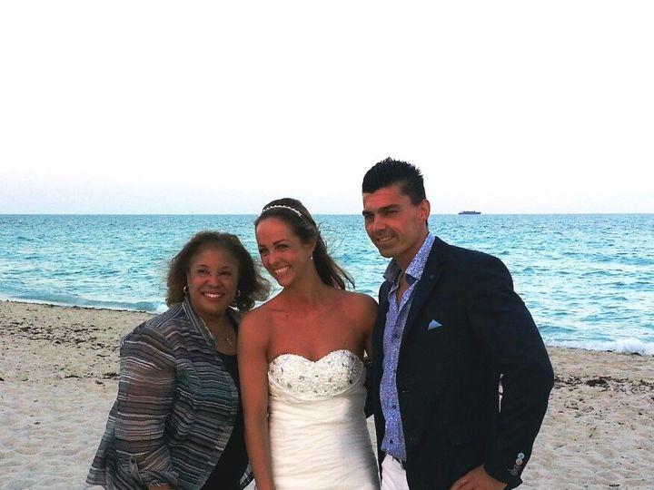 Tmx 1398564977790 Mr.  Mrs. Roberto And Anna Ca Miami, Florida wedding officiant