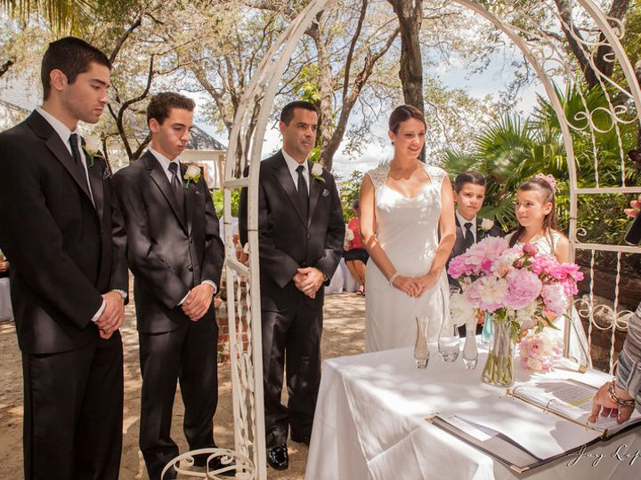 Tmx 1403660796781 Children Participating In The Sand Ceremony Miami, Florida wedding officiant