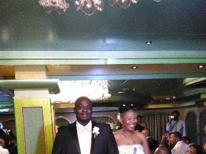 Tmx 1436673135695 Terrace And Deltrice Wortham 1   7 11 15   Ccl Glo Miami, Florida wedding officiant