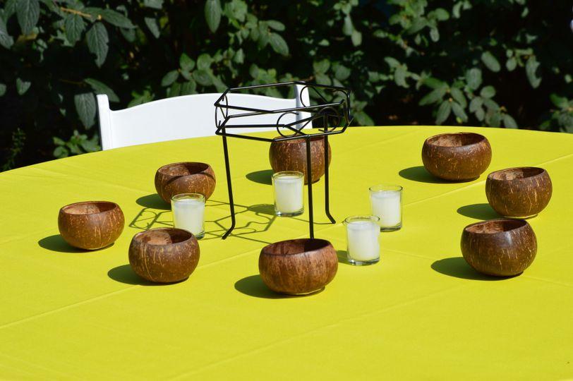 Table seetings