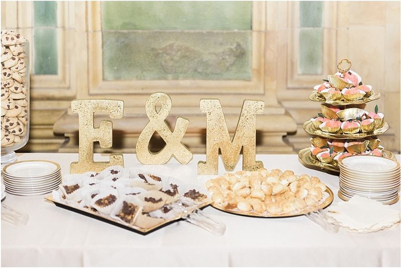 Cookie table love!