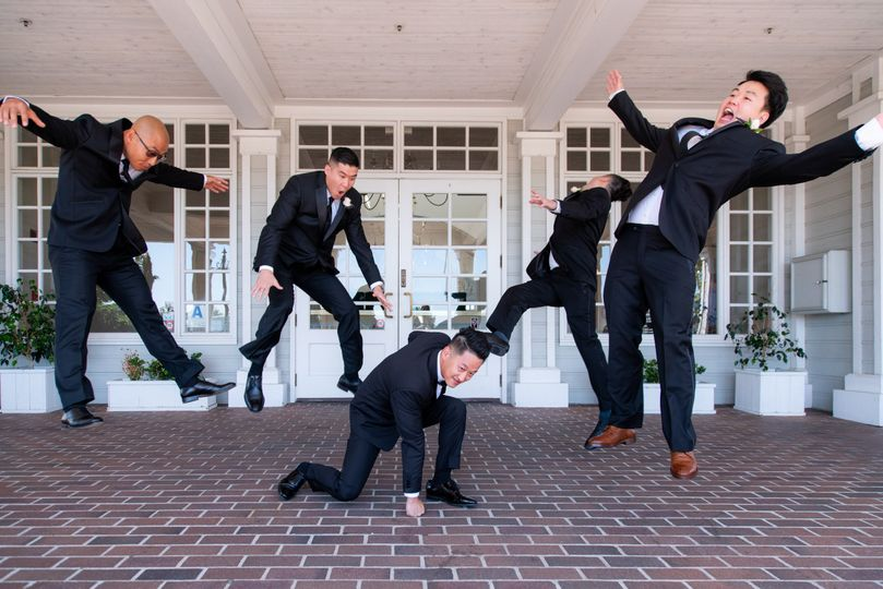 Bridal Party - Guys