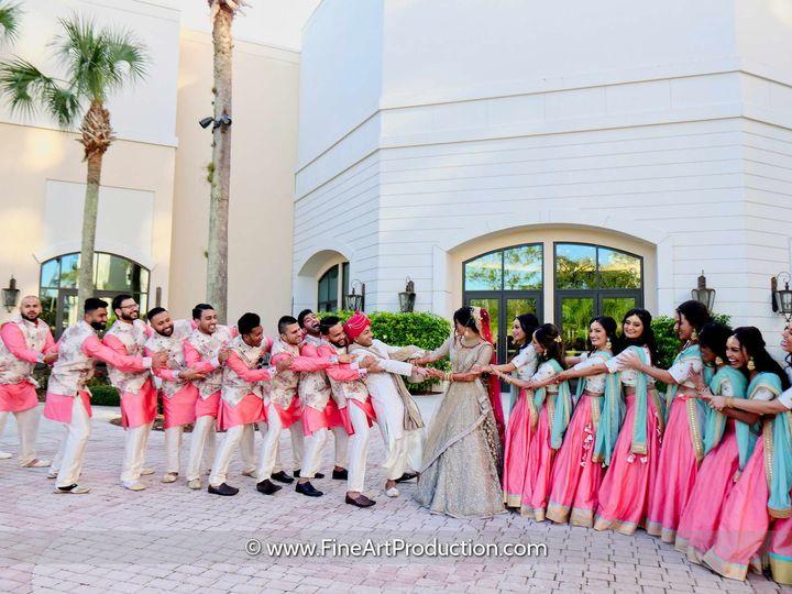 Tmx Omni Championsgate Indian Wedding Fine Art Production 52  51 1056655 159966406420699 Casselberry, FL wedding planner