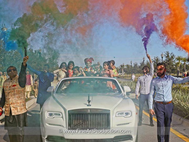 Tmx Omni Championsgate Indian Wedding Fine Art Production 65  51 1056655 159966406898365 Casselberry, FL wedding planner