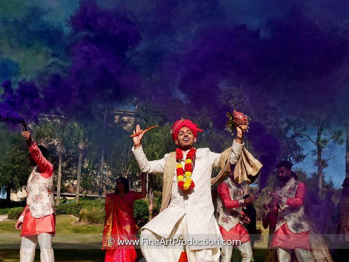 Tmx Omni Championsgate Indian Wedding Fine Art Production 68  51 1056655 159966406761559 Casselberry, FL wedding planner