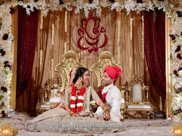 Tmx Omni Championsgate Indian Wedding Fine Art Production 87  51 1056655 159966406915755 Casselberry, FL wedding planner