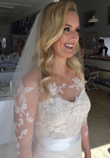 Bride Natural Waves