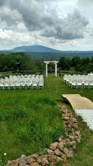 Cobb Hill ceremony