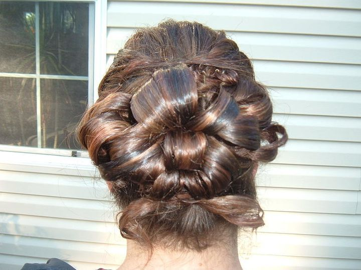 Tmx 1424318477902 Updo East Syracuse, New York wedding beauty