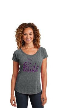 Tmx 1424452349539 Bride T Shirt Anderson, Indiana wedding favor
