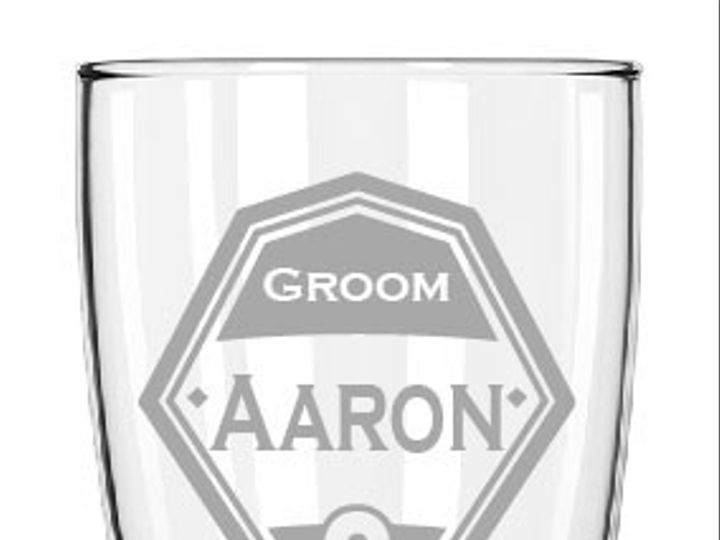 Tmx 1424452681557 19oz.pilsnerdiamondgroom Anderson, Indiana wedding favor
