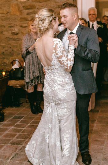 First dance | Liz Stewart Photography