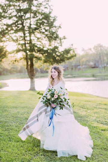 The beautiful bride (Emma Farr Photography)