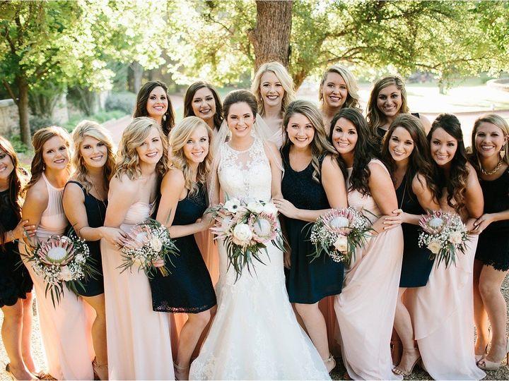 Tmx 1495214907406 Morgan Sam  An Elegant Garden Party Wedding At Cla Weatherford, TX wedding venue